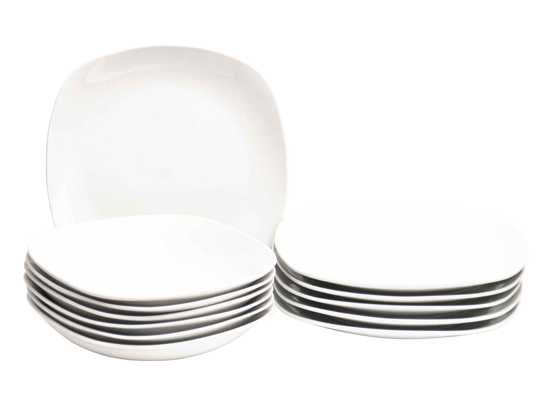 24tlg tafelservice atrium 12 personen porzellan geschirr tafel service ebay. Black Bedroom Furniture Sets. Home Design Ideas