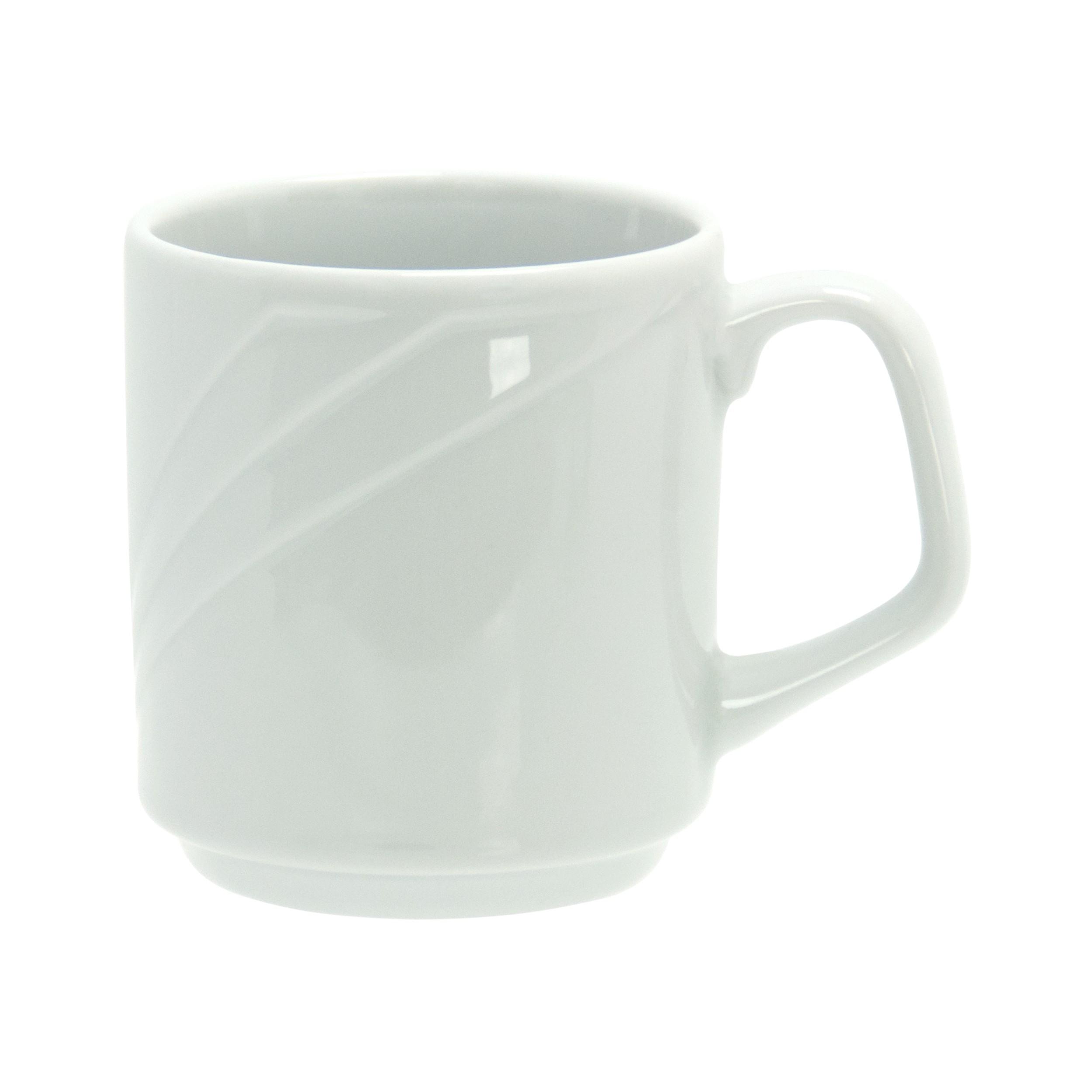 kaffeebecher 0 3l serie arcadia porzellan tassen und becher. Black Bedroom Furniture Sets. Home Design Ideas