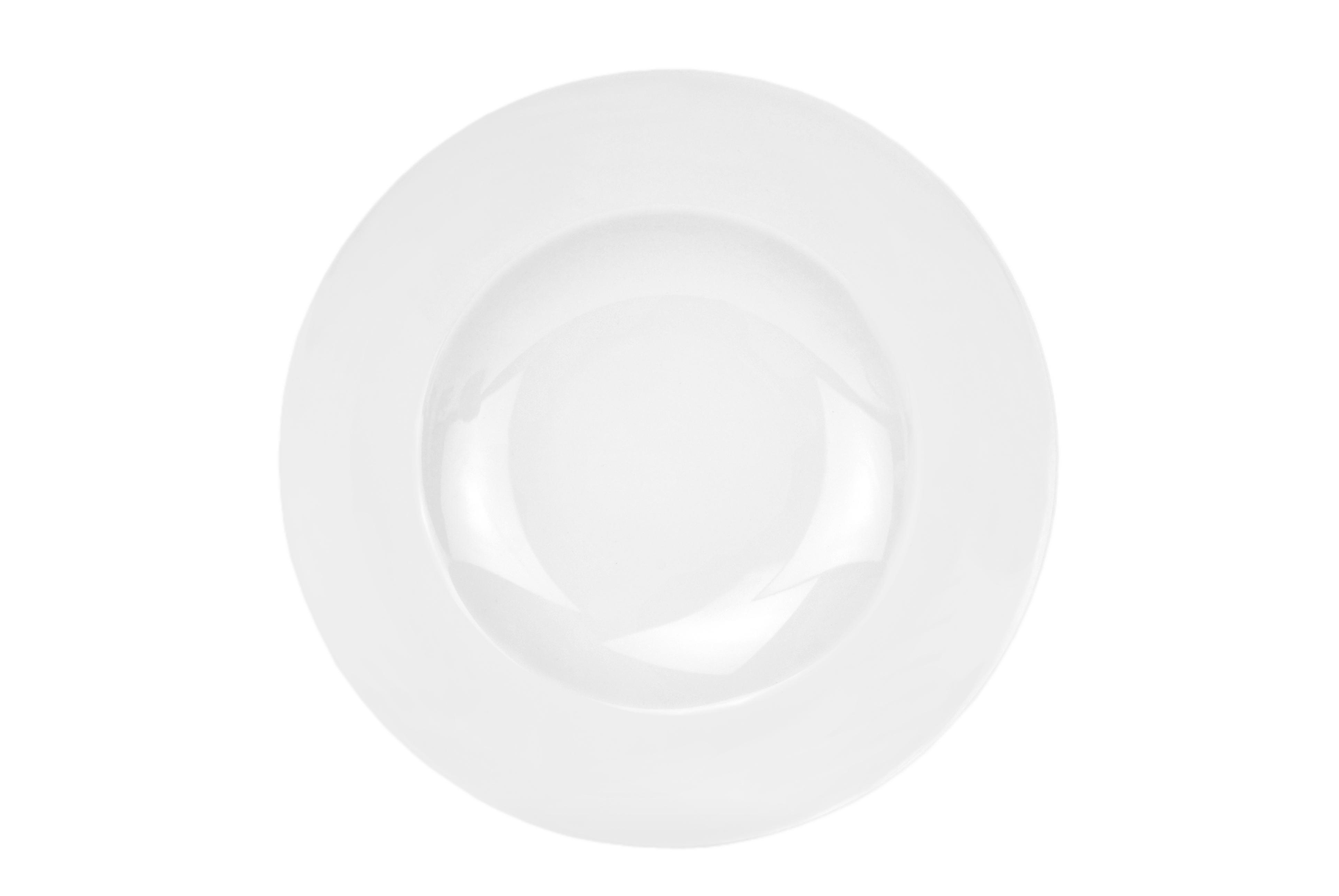 24er set pastateller pasta bowl wellco 30cm wei rund. Black Bedroom Furniture Sets. Home Design Ideas