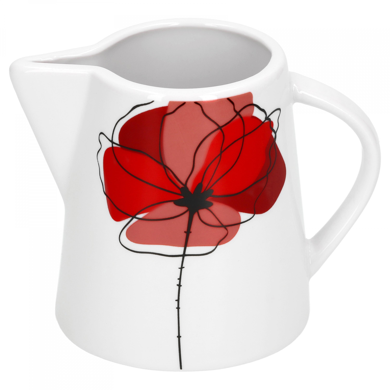 kaffeeerg nzungsset milchk nnchen zuckerdose monika porzellan erg nzungsteile milch und zucker. Black Bedroom Furniture Sets. Home Design Ideas