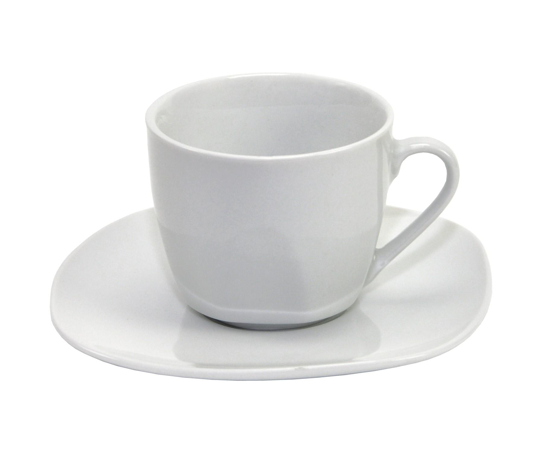 2tlg set kaffeetasse mit untertasse atrium porzellan tassen und becher. Black Bedroom Furniture Sets. Home Design Ideas