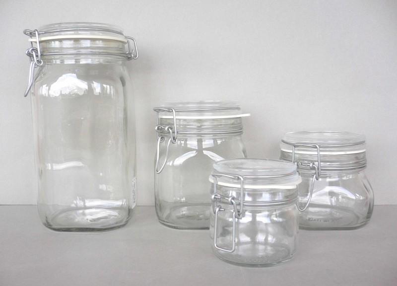 2er set 0 5l original fido einmachglas mit b gelverschluss. Black Bedroom Furniture Sets. Home Design Ideas