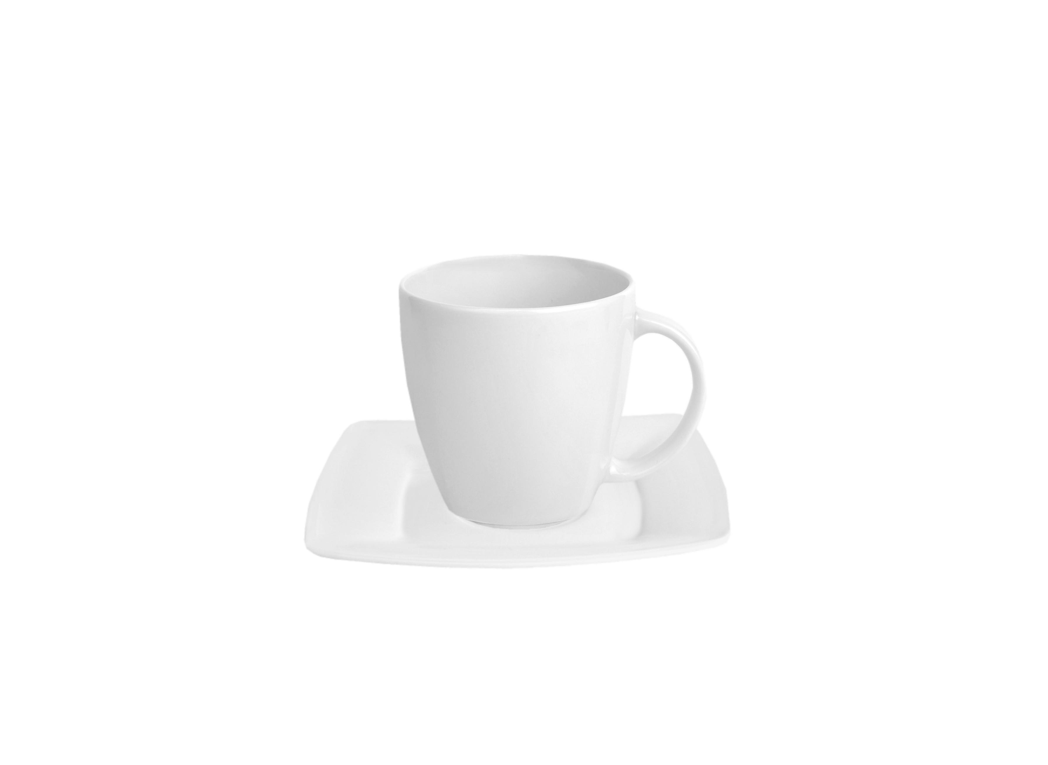 6er set espressotassen mit espressotassen classico wei tasse geschirr porzellan ebay. Black Bedroom Furniture Sets. Home Design Ideas