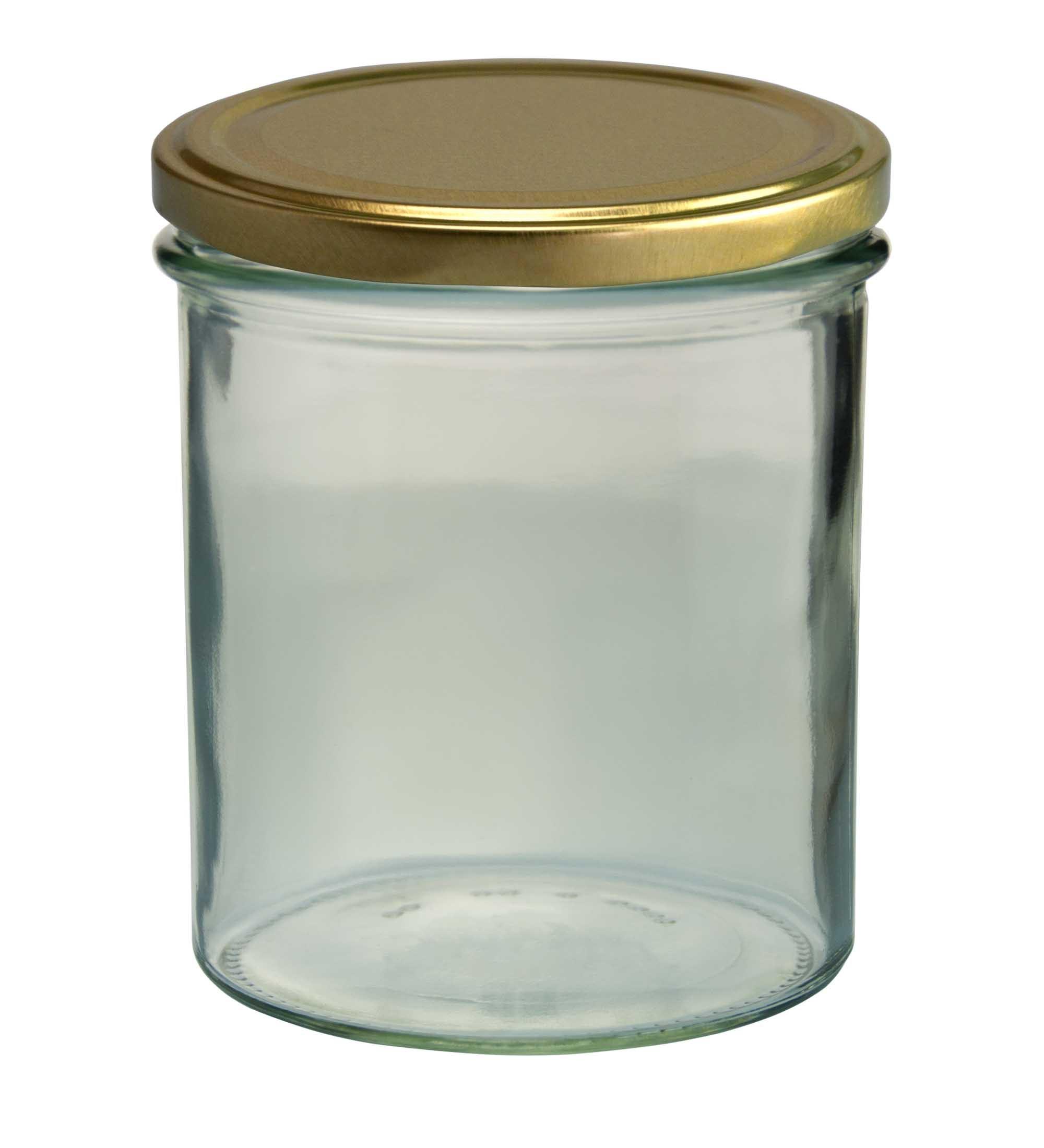 12 sturzgl ser 350 ml marmeladengl ser einmachglas einweckglas gold rezeptheft 4250857226511 ebay. Black Bedroom Furniture Sets. Home Design Ideas
