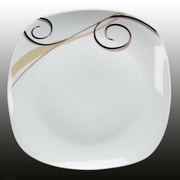 tafelservice allegro 24tlg f r 12 personen porzellan tafelservice mit dekor. Black Bedroom Furniture Sets. Home Design Ideas