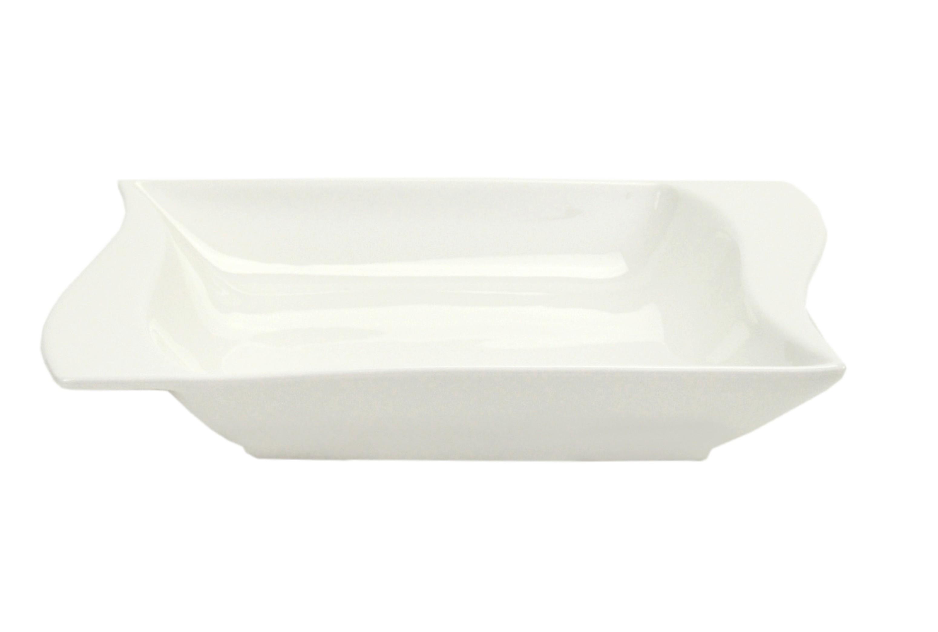 tafelservice harmony 24tlg eckig porzellan f r 12 personen wei porzellan tafelservice ohne dekor. Black Bedroom Furniture Sets. Home Design Ideas
