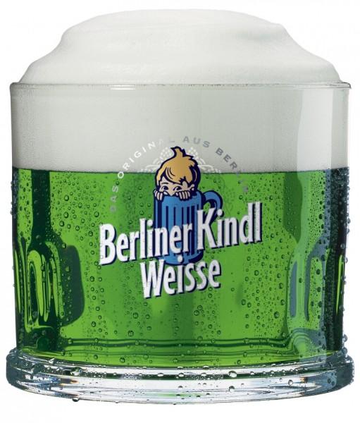 Berliner kindl weisse gläser