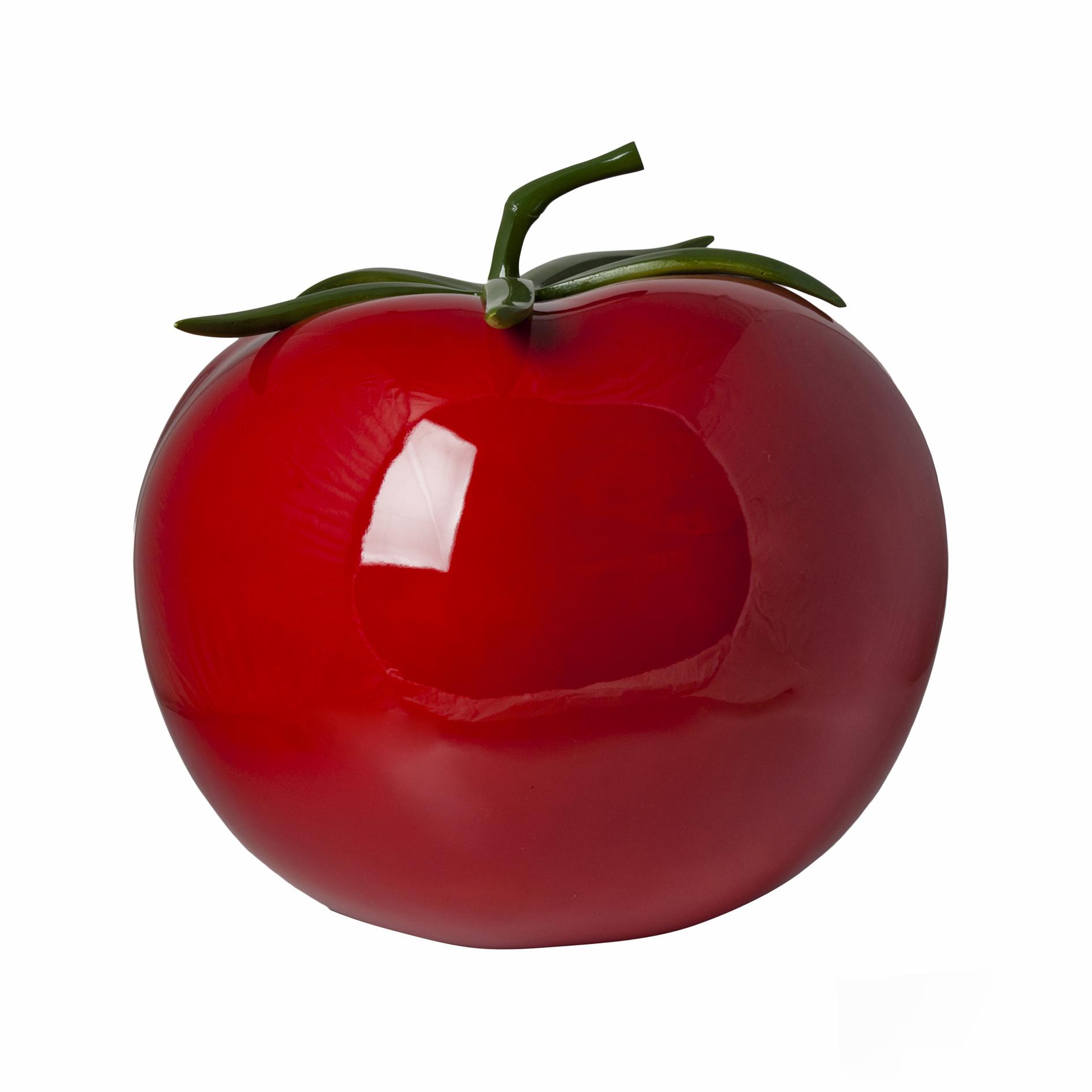 Deko tomate in rot aus robustem fiberglas gr e l e2233 - Fiberglas eigenschaften ...