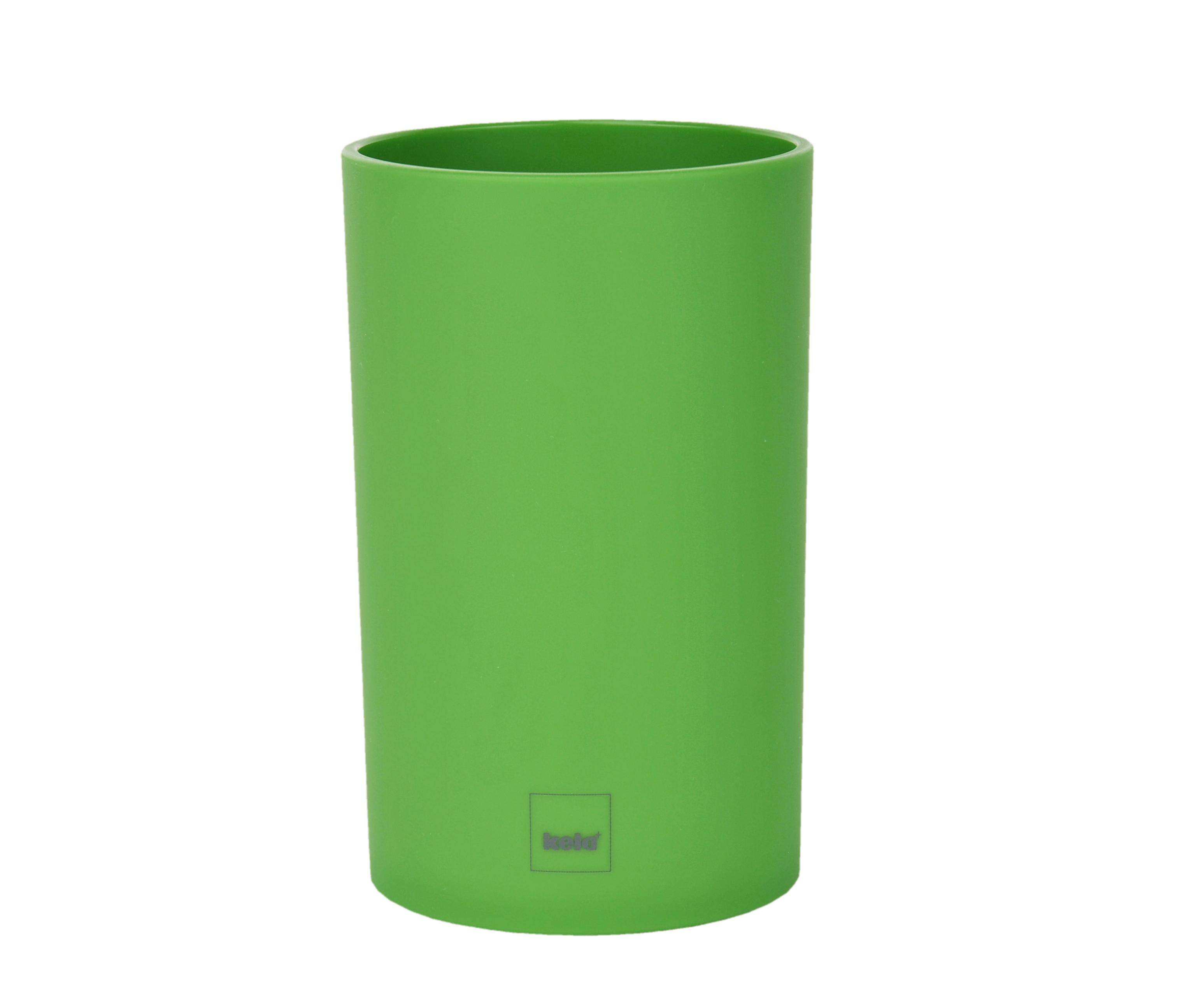 badezimmer set apple gr n wc garnitur seifenspender zahnputzbecher klob rste ebay. Black Bedroom Furniture Sets. Home Design Ideas